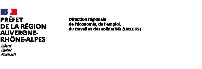 Logo DREETS